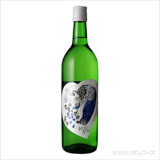 サンフーズ ワイン ハートワイン 白