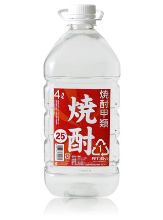 株式会社サン.フーズ 山梨 甲類焼酎 焼酎
